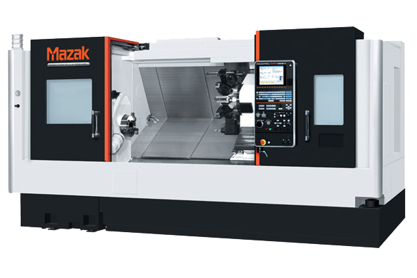 Mazak QuickTurn_350_1Inch_4Hole_Lathe